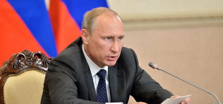 Громкое заявление о внесении поправок в Конституцию России.