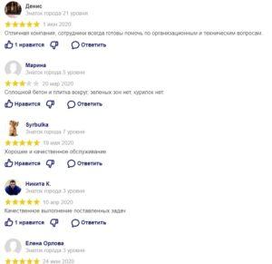 Отзывы об ООО «Р7 Групп»
